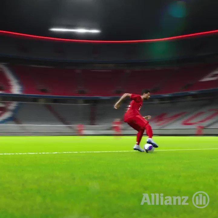 Letzte Chance für die große Bühne. 🏟️ Der @Allianz Esports Cup geht in die finale Quali-Runde! 🏆  📥 Jetzt anmelden ⏩ http://allianzesportscup.com  🗓️ Quali 4 – Sonntag, 29.März 🎮 @officialpes 2020 🏅Gewinn ⏩ Fan-Experience und 100€ Fanshop-Gutschein  #fcbayernesports
