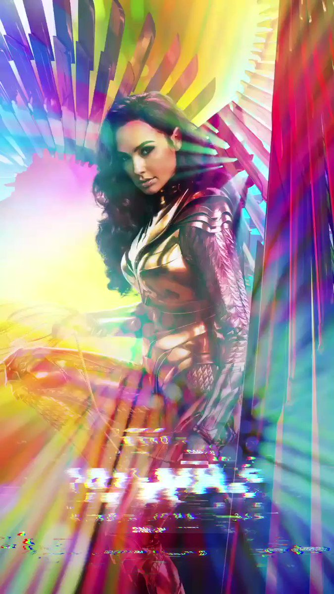 In these dark and scary times, I am looking forward to a brighter future ahead. Where we can share the power of cinema together again. Excited to redate our WW84 film to August 14, 2020. I hope everyone is safe. Sending my love to you all. ❤️
