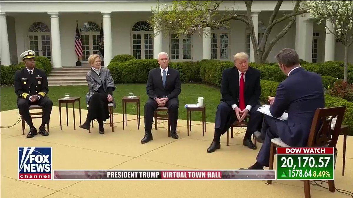 'We have to get back to work': Trump calls for economy to re-open by Easter disrn.com/news/we-have-t…