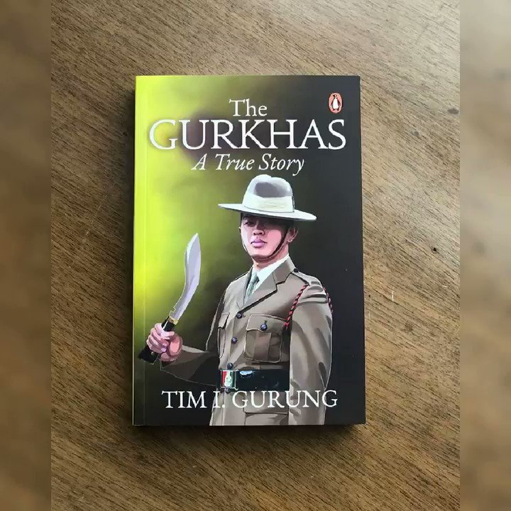"""""""The Gurkhas fought for the British over 200 years, Yet nobody could defeat them in a fair game, Now one of their own has arrived with a pen, And promised to give them a proper name!""""                          - (C) TIM I GURUNG/AUTHOR 👏🍀📖👍✍️🙏  #TheGurkhas #Nepal #Briitsh"""