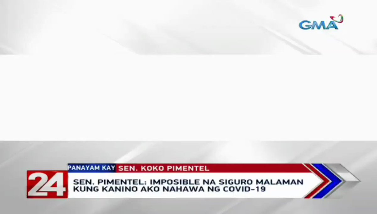 WATCH: Jessica Soho asking the right question (Video: @gmanews / @24OrasGMA)