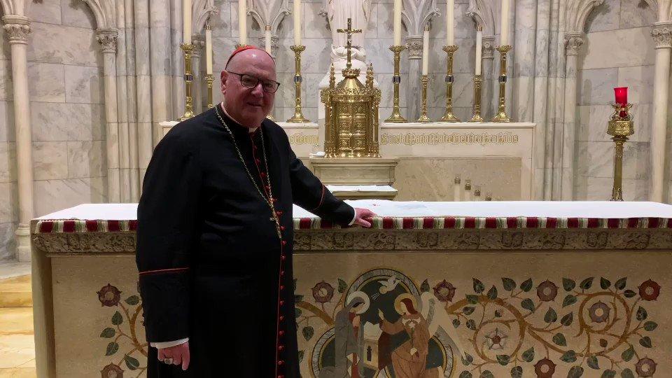 @CardinalDolan's photo on Feast of the Annunciation