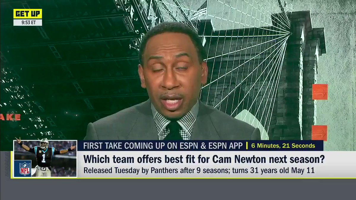 The @Panthers absolutely screwed over Cam Newton. Somebody had to say it!