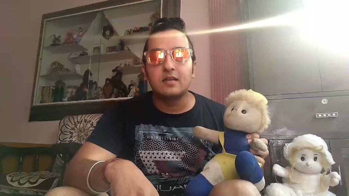 Happy Navratri, Jai Mata Di. A message for all who stay at home. @ZeeNewsHindi . . . . . . . . . #covid_19 #coronavirus #virus #lockdown #stayhealthy #lockdown #stayhome #zee #like4likes #likeforlikeback #likeforfollow #follow #followforfollowback #taalthokke #zeejankarioncoronapic.twitter.com/mwZJGEixmV