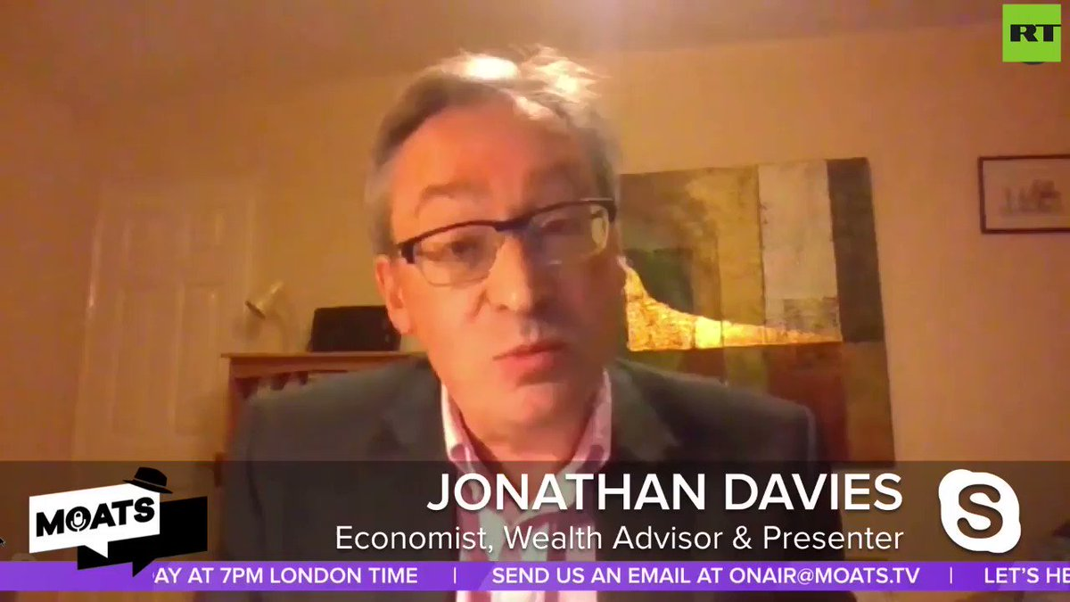 WE ARE IN RECESSION: The Excellent UK Economist Jonathan Davies sums up the months ahead for Britain. Its not good news, it could last a year. #COVID19  #MOATS   RECESSION NOW:  https://buff.ly/3dsigNp    @georgegalloway  | @RTUKnews  | @RT_com  | @SputnikInt