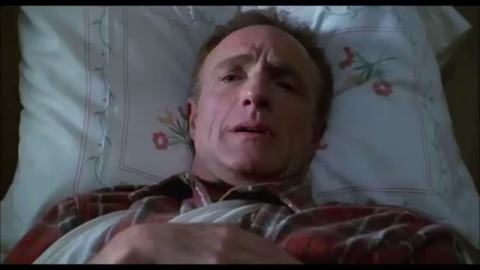 Happy 80th Birthday James Caan! Hope it\s not a misery.
