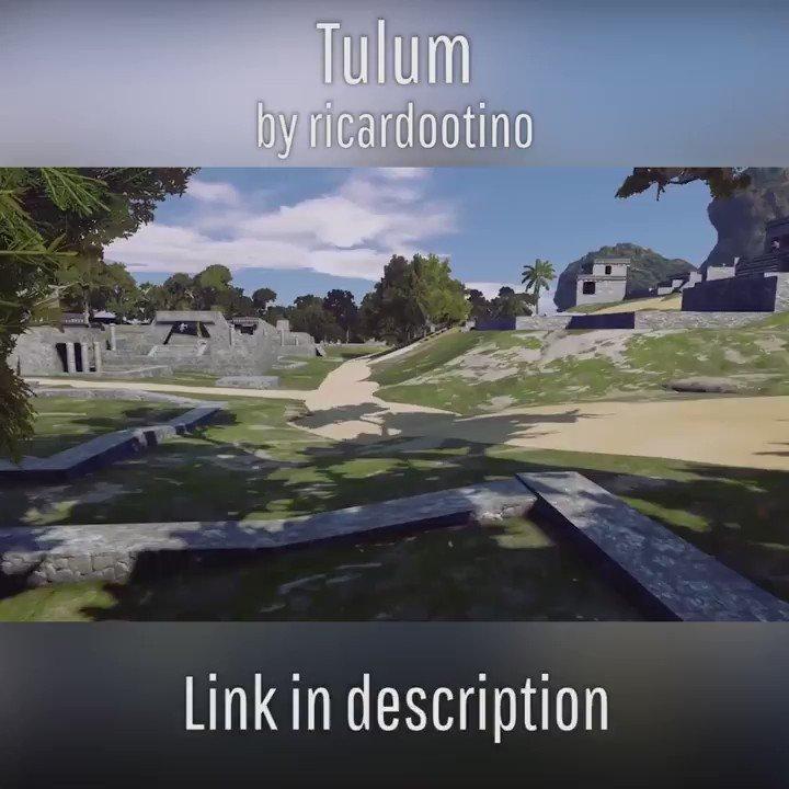 """[Halo 5] """"Tulum"""" par Ricardootino"""