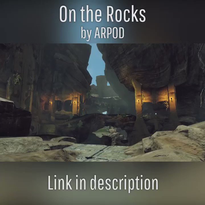 "[Halo 5] ""On the Rocks"" par ARPOD"