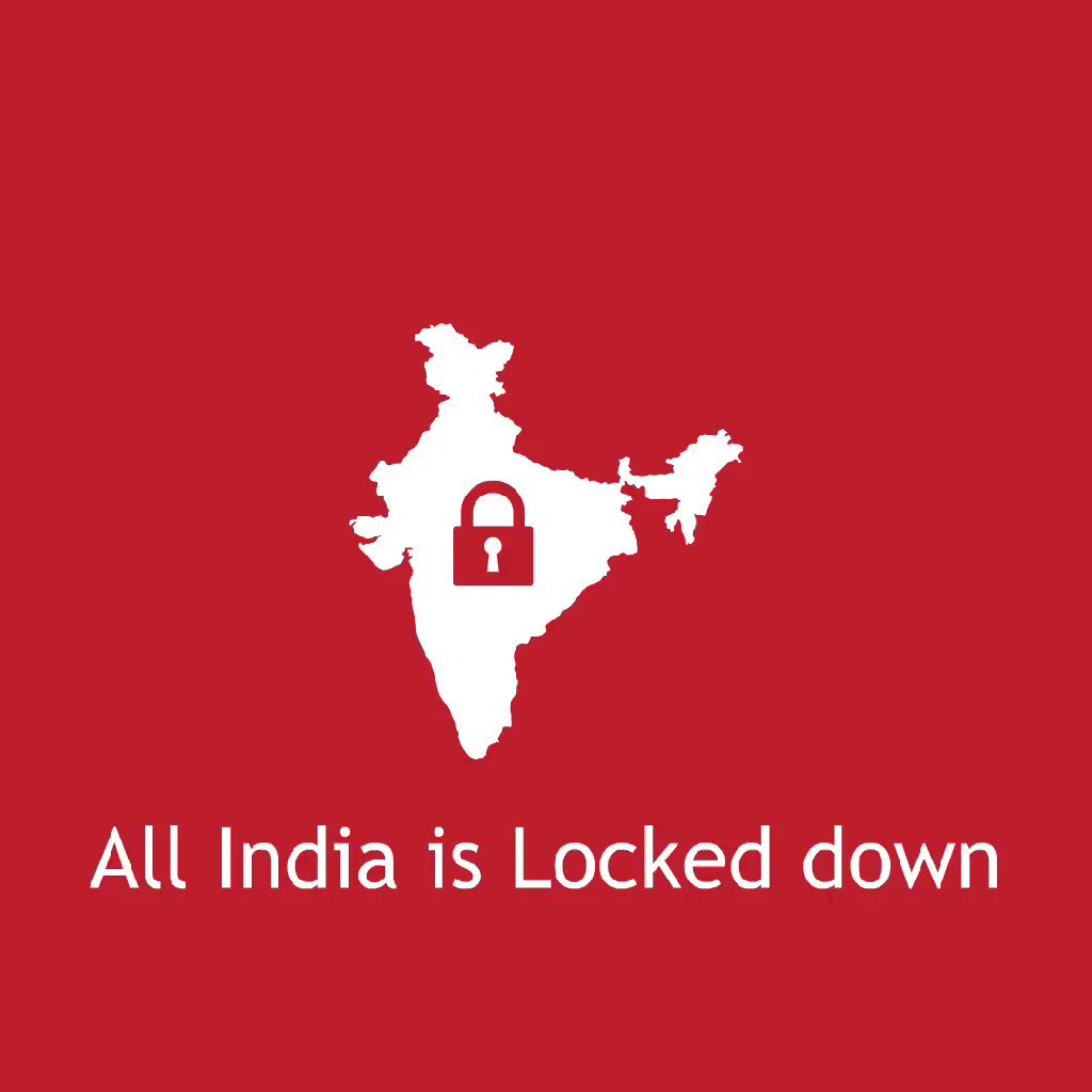 #Allindia is #WorkingFromHome at full strength right through the lockdown. #SocialDistancing works for us, because we have not let #DigitalDistancing to creep in. Reach out to us for any service or help you need from us.  #IndiaFightsCorona #AllindiaFightsCorona https://t.co/bIJsEslJmh