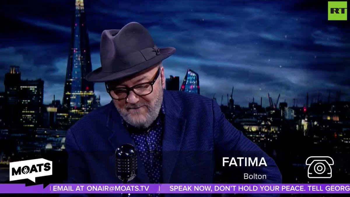THIS IS LIFE OR DEATH : Im angry about the guilty men. Find out what happens when a tweeter says STOP SHOUTING. #MOATS  #COVID19  #Coronavirus   YOURE HERE TO BE EDUCATED!:  https://buff.ly/2WH5HrN    @georgegalloway  | @RTUKnews  | @RT_com  | @SputnikInt