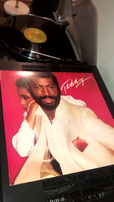 Happy birthday to the great Teddy Pendergrass