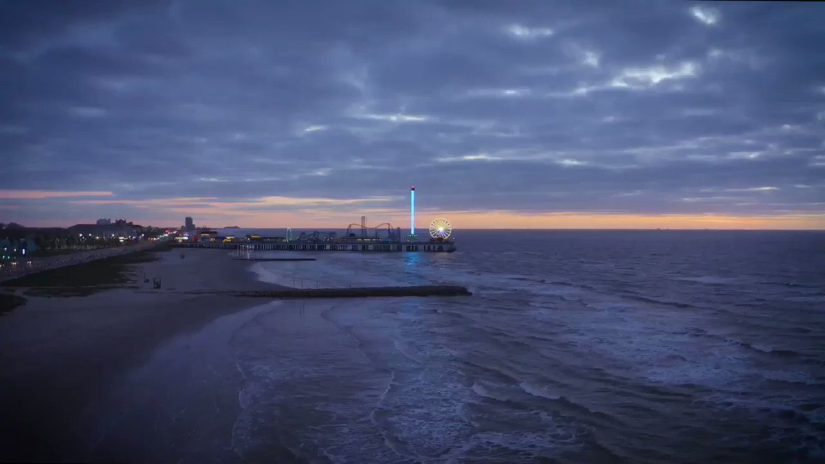 Image for the Tweet beginning: This is OUR Galveston.  This