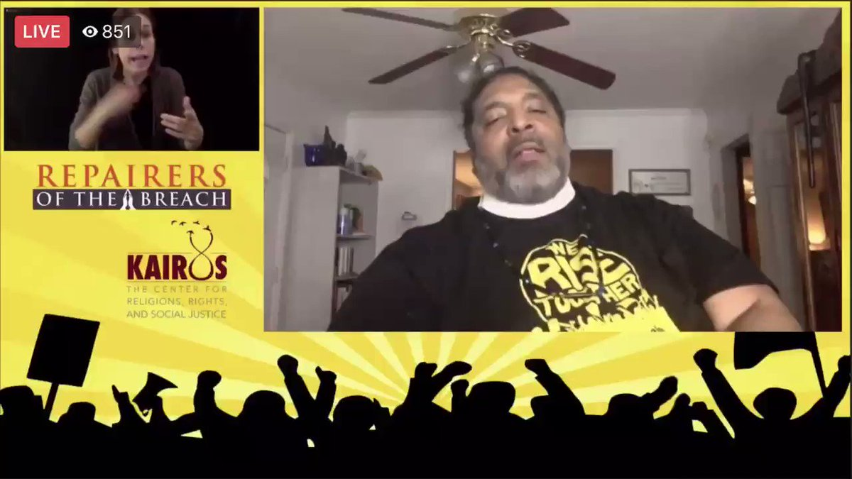 Join us online now for our #PoorPeoplesCampaign Digital Mass Meeting LIVE online now: fb.com/anewppc