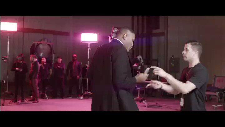 Shout out to @JoynerLucas on this dope af video! #WillSmith #JoynerLucas
