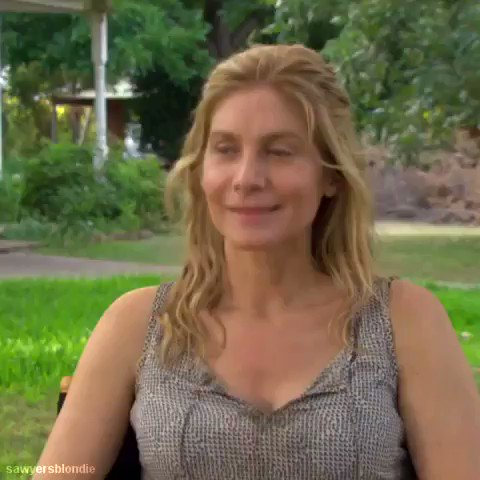 Happy birthday to elizabeth mitchell! i hope she has the best day. im so grateful to have her in my life