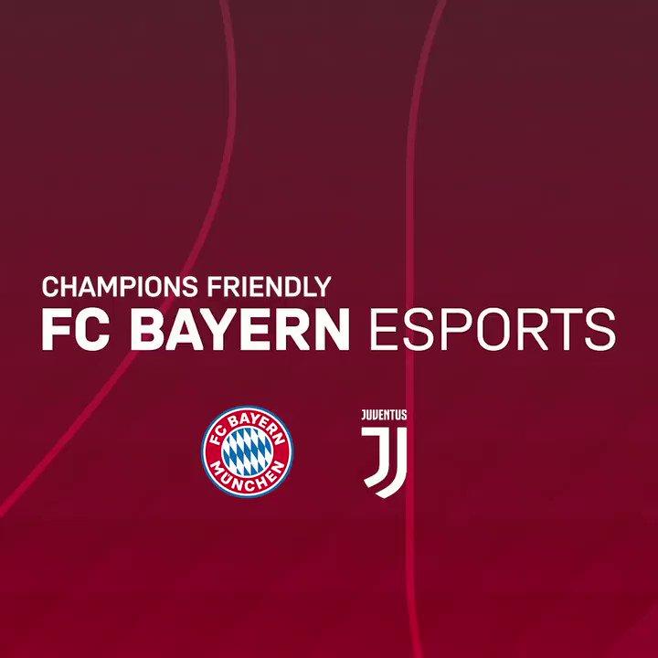 📽 Highlights Champions Friendly: #fcbayernesports 🆚 Juventus Turin  Jetzt gilt: Nach vorne schauen und auf das nächste Match freuen. 😉💪 Was glaubt ihr, wer der nächste Gegner sein wird?   #stayhome #staysafe #FCBayern #esports