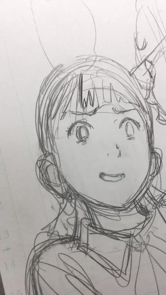 外出自粛のみなさん、こんな時は退屈しのぎに漫画を描いてみる、なんてのはどうでしょう? #あさドラ #浦沢直樹