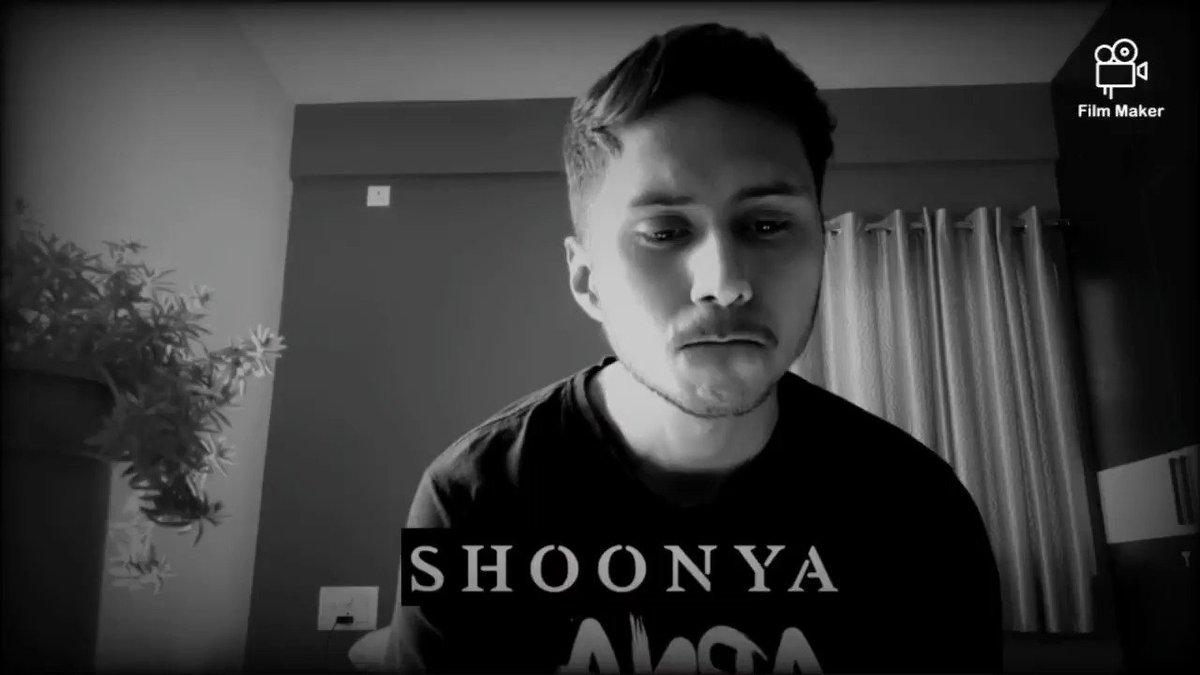 CoronaVerse! #CoronaLockdown #coronavirusindia #StayAwareStaySafe #COVID  . #shoonya #rappers #hindirap #21daysLockdownSA #Quarantine #independentartist #like #Share #followpic.twitter.com/HHeJbU7en3