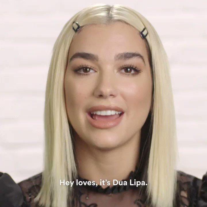 The female alpha @DUALIPA wants to know - what's your favorite track on #FutureNostalgia so far?