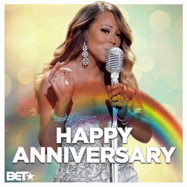 Happy Anniversary @MariahCarey! ❤️ What's your favorite Mariah song?