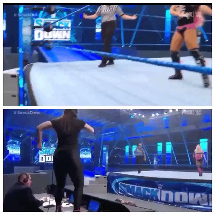 @KingOcho3K's photo on #SmackDown