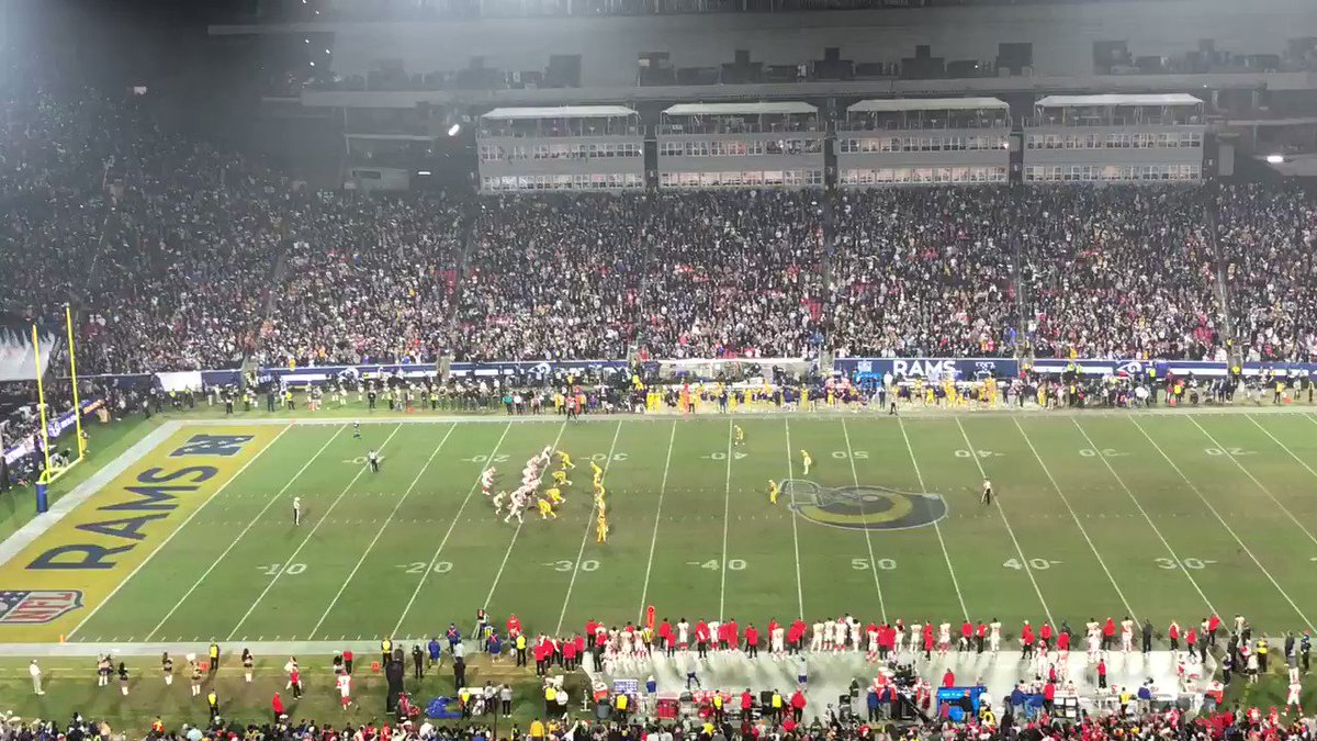 Los Angeles Rams @RamsNFL