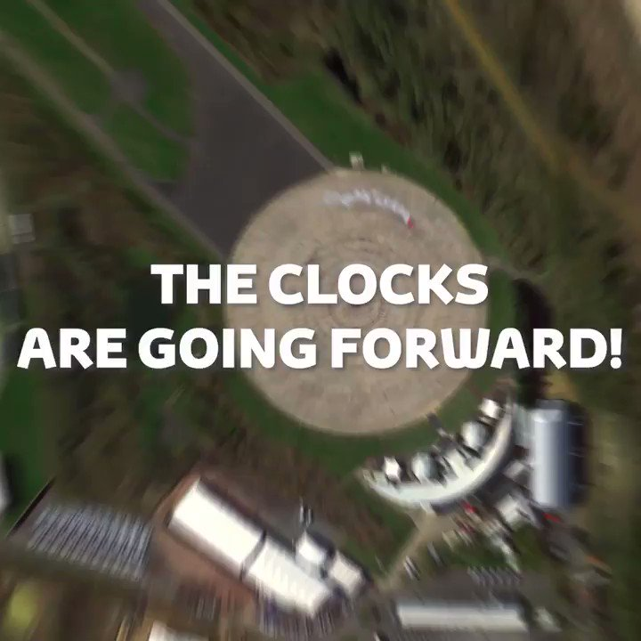 Don't forget, the clocks spring forward by an hour tomorrow. #GT86