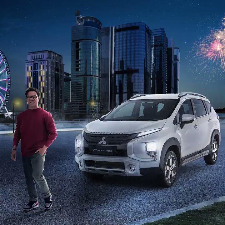 Jangan ke tempat ramai dulu ya Mitsubishi Family! #DirumahAja dulu, nanti kita explore keliling kota lagi bareng @ariefmuhammad. Share yuk apa destinasi favorit berpetualang di kota kamu!  #MitsubishiMotors #AyoGasTerus