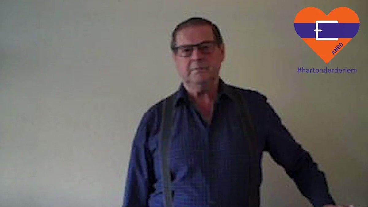Image for the Tweet beginning: Piet de Witte is vrijwilliger