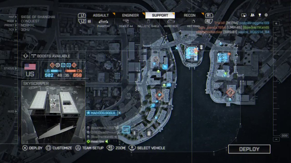 Only in Battlefield 4! #PS4share #Battlefield #Playstation  https://store.playstation.com/#!/en-us/tid=CUSA00110_00…pic.twitter.com/UvAy4GH3Hd