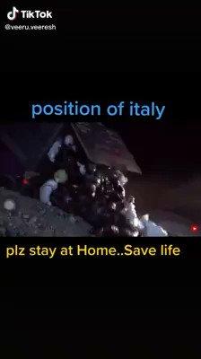 #Subuhalallah!!!                                        The Died Victims Of Corona Virus In #ITALIA...... pic.twitter.com/6hv9GCvu71