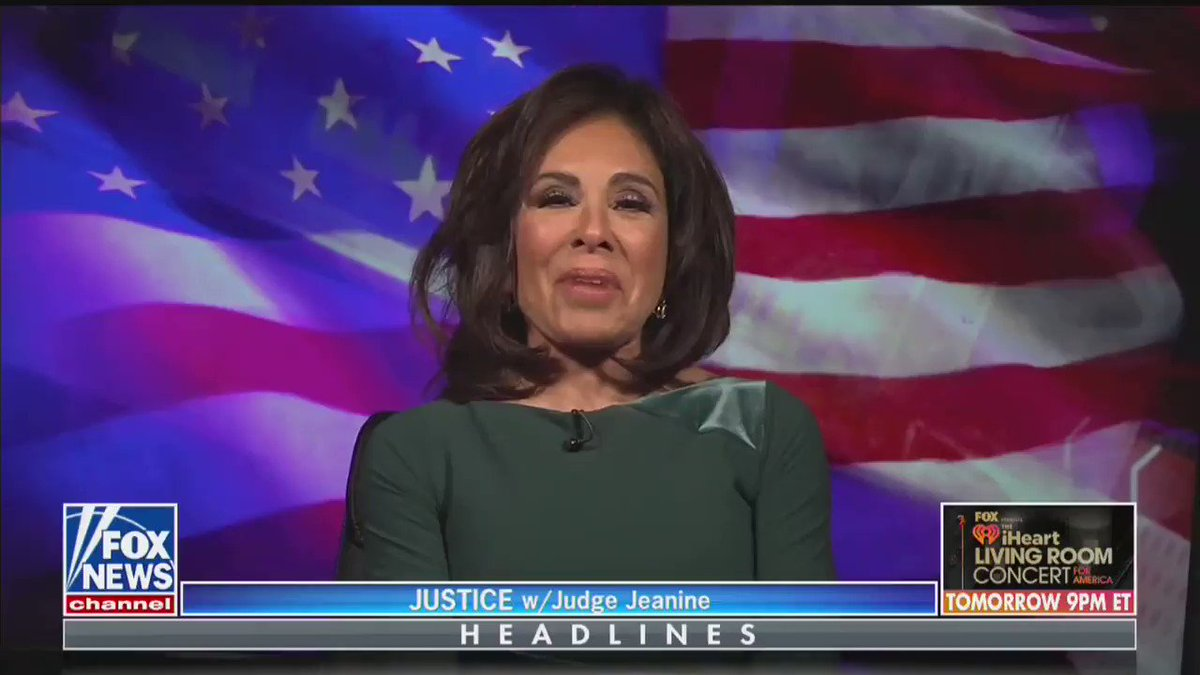 @atrupar's photo on Judge Jeanine
