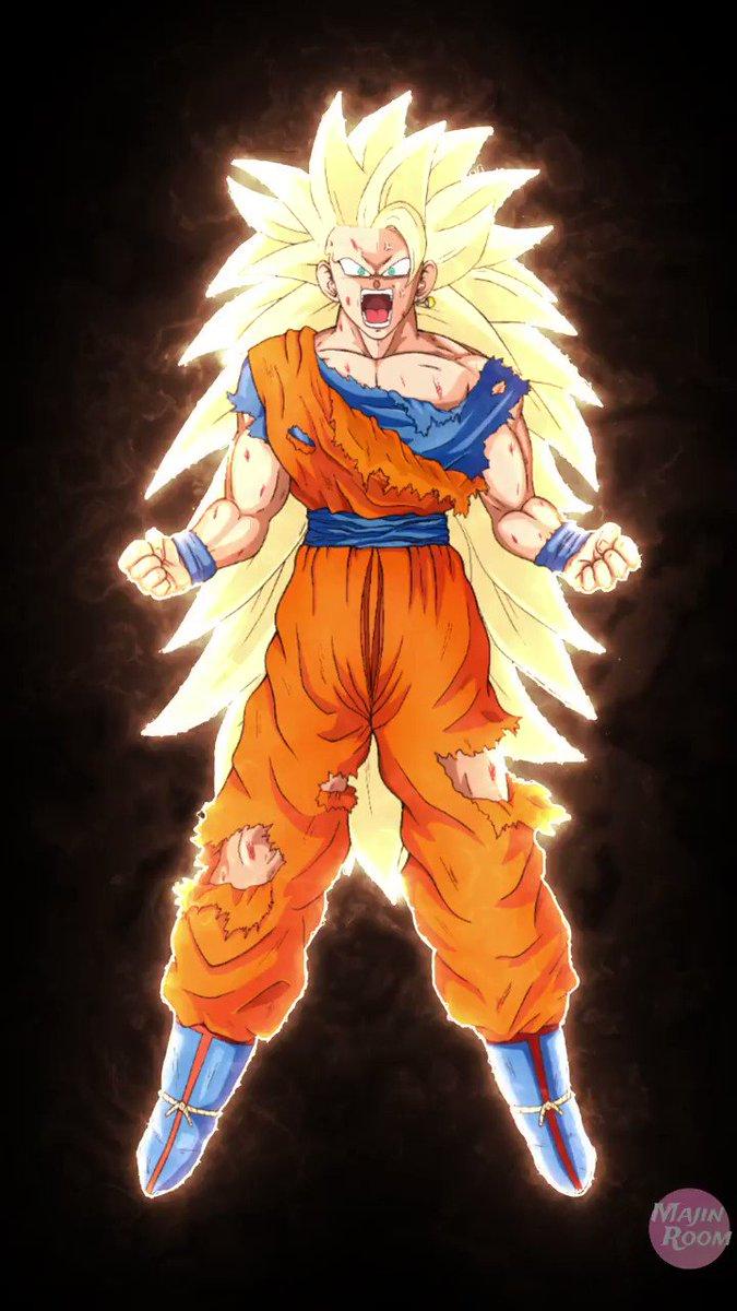 Os dejo con Goku SS3, que os recuerde en esta cuarentena que:  En la oscuridad...todos podemos brillar  Animo a todos 💪