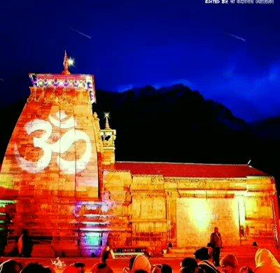 नमामि प्रभु श्री केदारनाथ, हिमालये तू केदारम, जय श्री केदारनाथ !! 🙏🙏🙏 #KedarNath #Himalayas