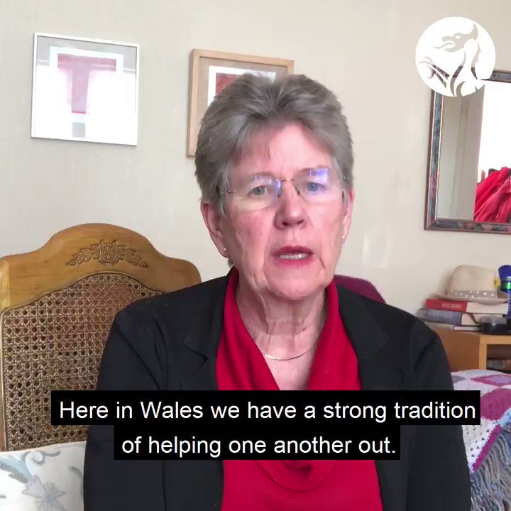 Image for the Tweet beginning: Wales has a strong tradition