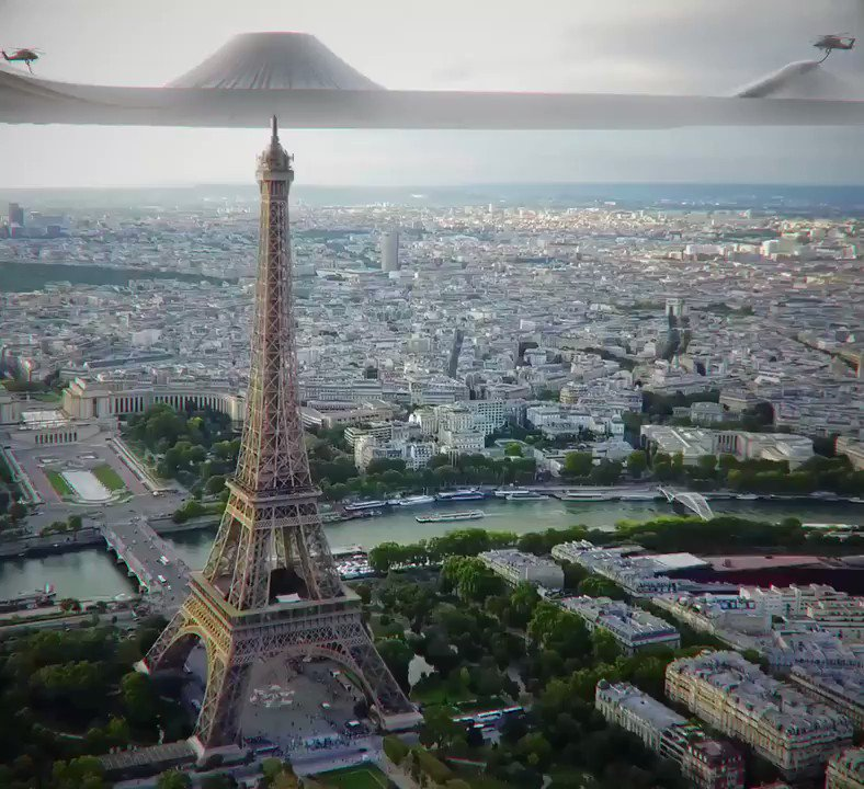 Stay Home, let the world pass safety through this Coronavirus  #StayAtHomeAndStaySafe #eiffel #paris #visualeffects #vfx #cgi #travel #Covid_19 #Quarantinepic.twitter.com/HtmOiJmnN3