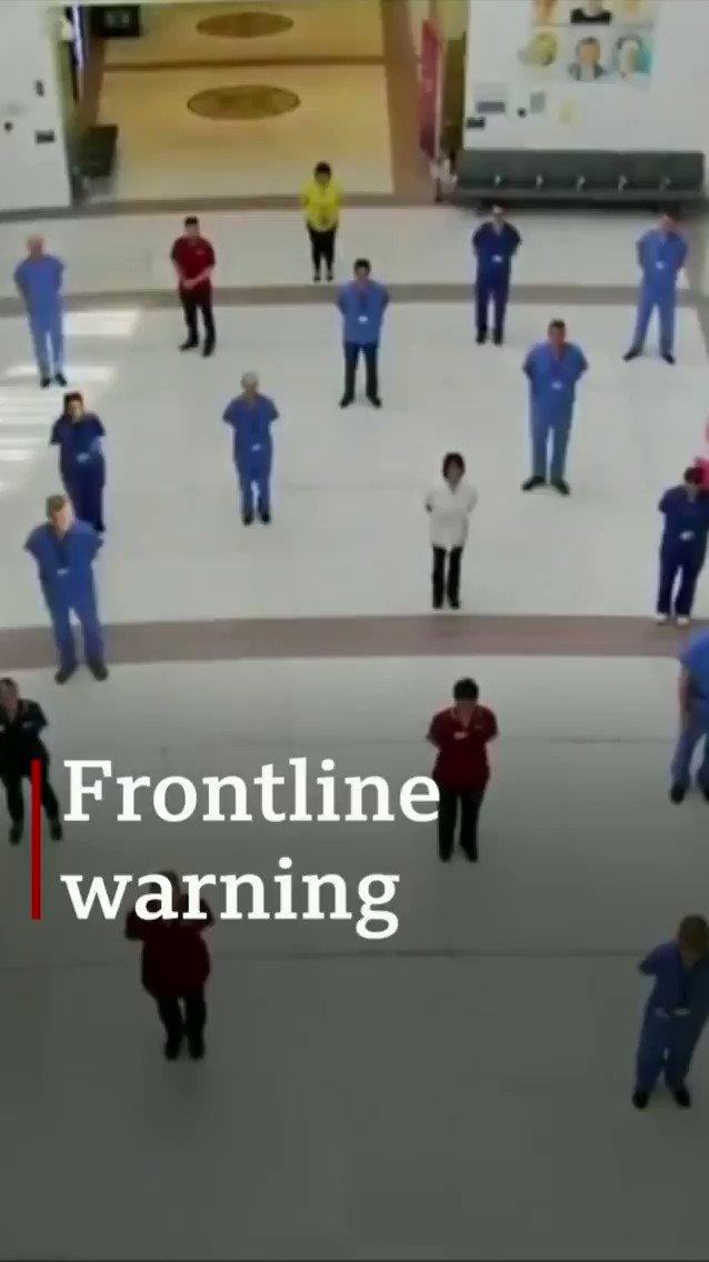 #BBC Frontline Warning