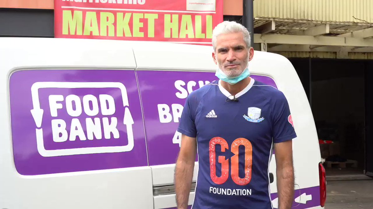 Spoke to @foodbanknswact few days ago about the power of sport & social responsibility.   How the greatest title we can ever win is saving a life or helping a family. And how sport can provide hope by just helping out, safely, for essential services, online or off  #PlayForLives https://t.co/tl7P80Zg16