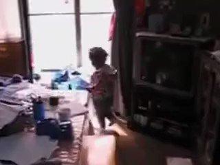 ドラえもんのうたを歌った後に絶命する遊びを弟とやってた頃の動画