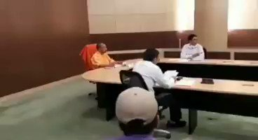 👉36 Corona +ive in UPs GBN(Noida) 👉CM Yogi ने DM GBN से बोला बकवास मत/बंद करो। 2 महीने पहले अलर्ट किया, काम करने के बजाय एक-दूसरे पे जिम्मेदारी थोप रहे 👉DM ने दिखाए बागी तेवर. डांट के बाद Noida में काम नही करना चाहते 👉3माह के अवकाश या पद से हटाने के लिए मुख्य सचिव को पत्र