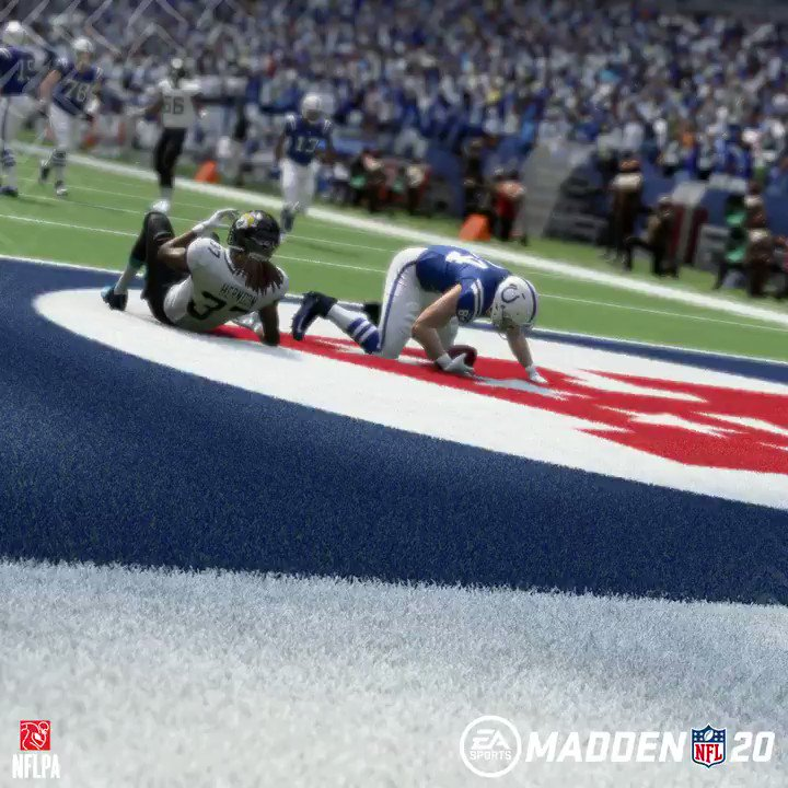 Indianapolis Colts @Colts