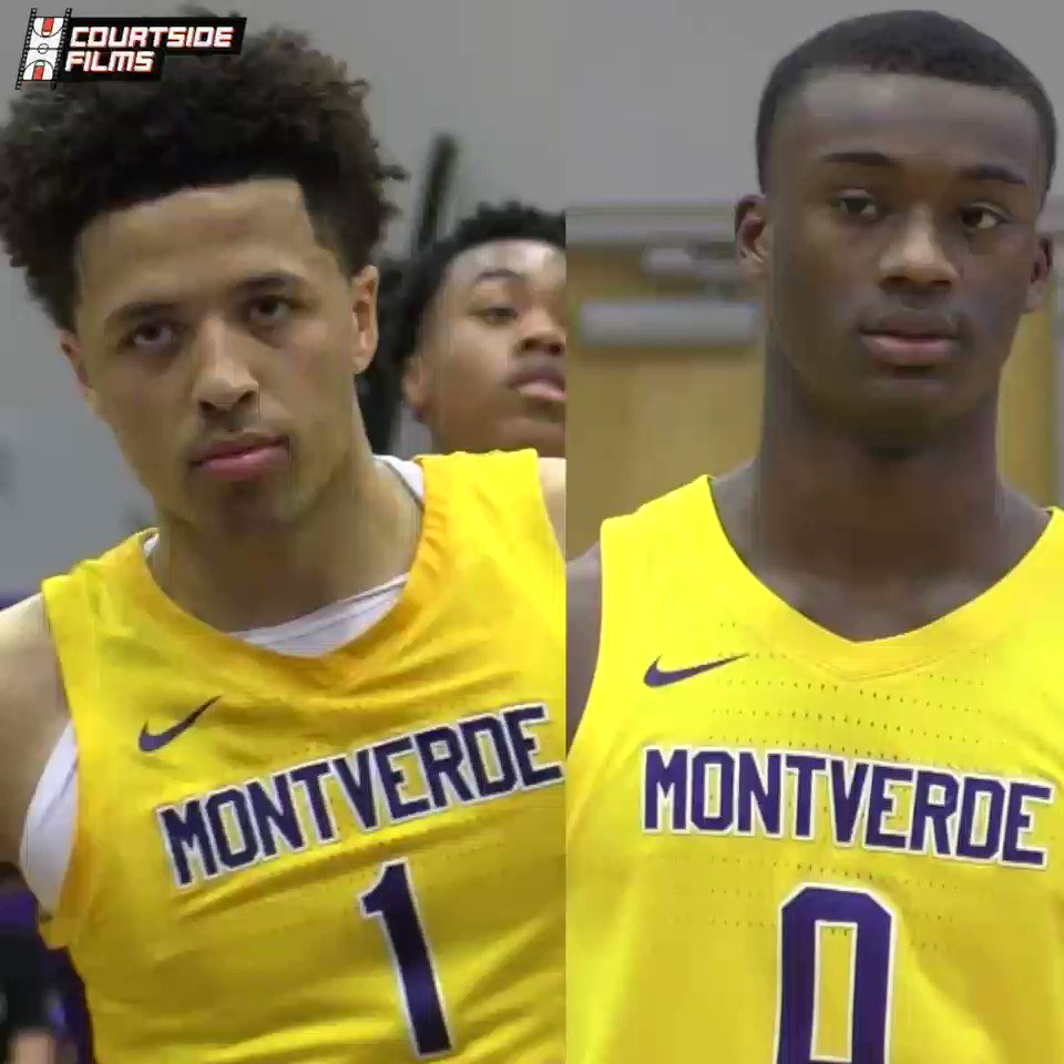 This sequence had the crowd hype 🔋 @dariq_whitehead @CadeCunningham_ FULL VIDEO➡️bit.ly/39nOy9a