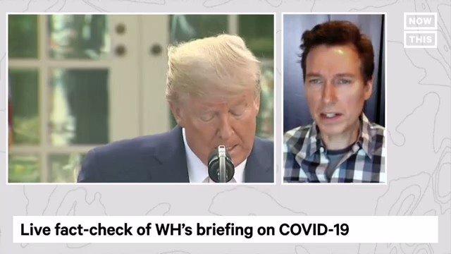 #FactsMatter #Covid_19 #TrumpVirus