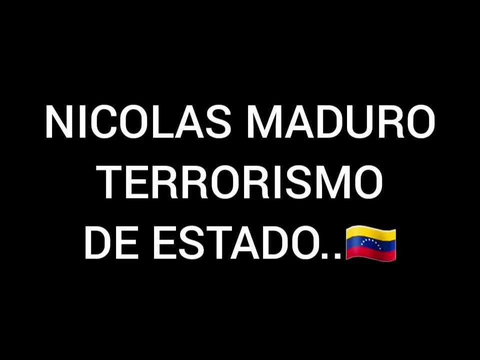 #ALERTA  #URGENTE  @POTUS  @Southcom  @TheJusticeDept  @DEAHQ  @VP  @SecPompeo  *Usar Una Cadena De TV  En Vivo Para Hacer llamados De Violencia También Es Un Crimen #Venezuela  #30Mar  #COVID19  #Vzla  #cuarentena  #NicolasMaduro  #Asesino  #USA  #EEUU  #vzlasingasolina  #TERRORISMODEESTADO  #SOS