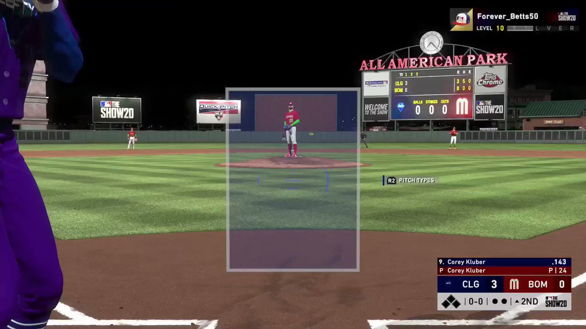 Corey Kluber hits a home run against himself, Reggie Jackson robs Joey Gallo, and Eddie goes deep in his first at bat #MLBTheShow20