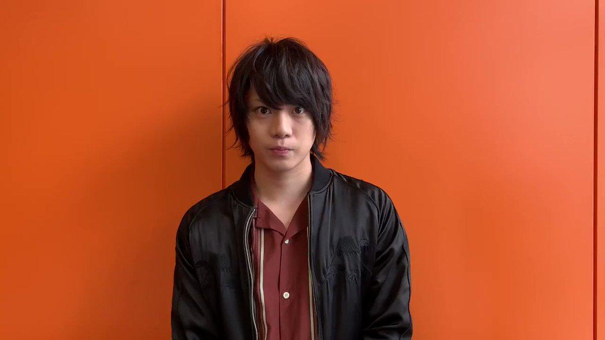 佐藤流司が、ミュージカル『刀剣乱舞』〜幕末天狼傳〜に出演させていただきます!頑張りますので、よろしくお願いいたします!佐藤流司からのコメントです!