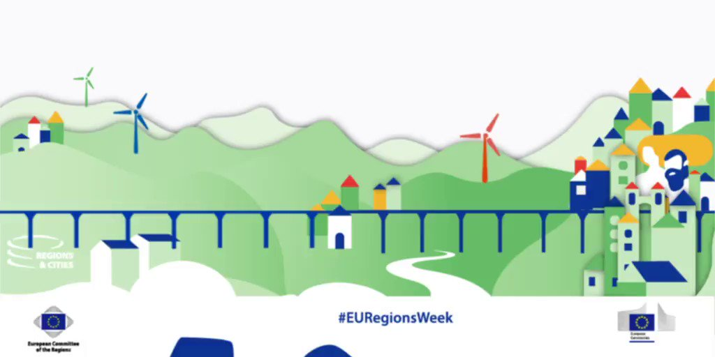 Are you considering to become #EURegionsWeek partner at biggest annual Brussels-based event dedicated to #CohesionPolicy? Have a say in topics of #GreenEurope Cohesion & #Cooperation, and Empowering Citizens. Deadline for submitting application is extended 👉 until 17 April.
