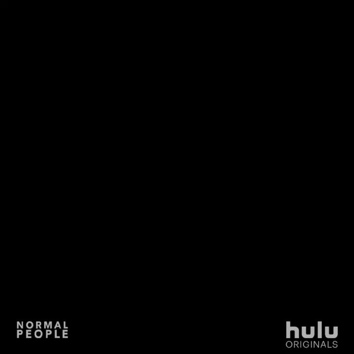 Underplaying the impact of Normal People on @hulu has had on me for just a moment. I honestly think it may have changed my life.Its the best show I've watched in so long. @DaisyEdgarJones and @mescal_paul are extraordinary. It's ALL extraordinary x