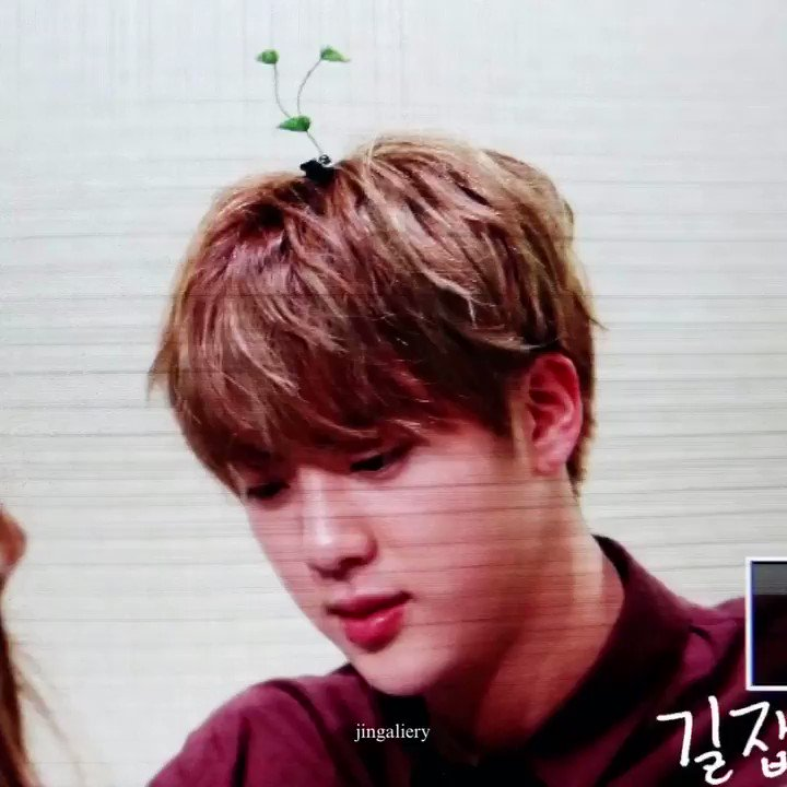 @jingalIery's photo on Seokjinnie