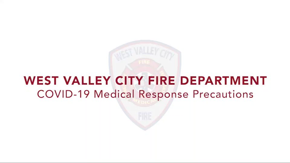We couldn't have said it better. Each fire department has a critical role in prehospital emergency care and must continue to provide this essential service in our communities. Here's how we're doing it. @wvcfd thanks for this awesome video!  #WereInThisTogether
